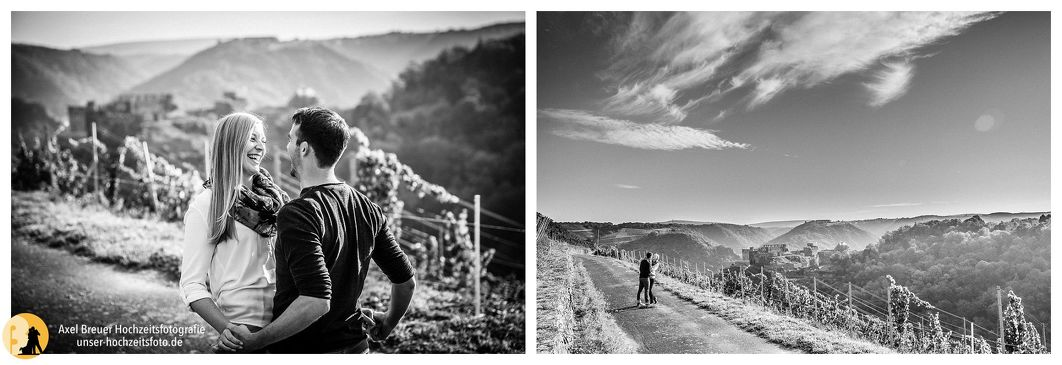 Loreley, your couple photoshoot with wedding photographer Axel Breuer