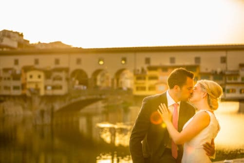 After-Wedding-Shooting in Florenz